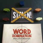 Word Domination Components Close Up
